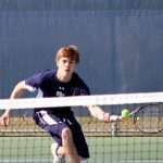Saint Francis High School Boys Varsity Tennis beat Princeton High School 4-3