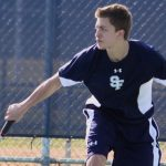 Saint Francis High School Boys Varsity Tennis beat Rogers High School 6-1