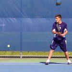 Saints Boys Tennis Finishes Quadrangular 2-1