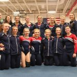 2014 - 2015 Girls Gymnastics