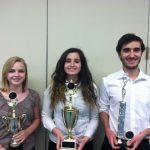Debaters Sweep Conference Tournament