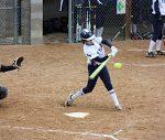 Saint Francis High School Varsity Softball falls to Rogers High School 14-1