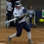 Saint Francis High School Varsity Softball beat Princeton High School 6-1