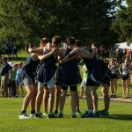 Saints Cross Country teams race in Big Lake