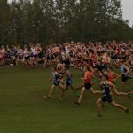 Nearly 5,000 runners at the CC Milaca Mega Meet