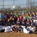 Saint Francis High School Varsity Softball beat Zimmerman High School 5-2