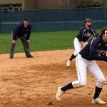 Saint Francis High School Varsity Softball falls to Big Lake High School 9-3