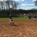 Saint Francis High School Varsity Softball beat Duluth Denfeld High School 9-8