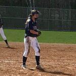 Saint Francis High School Varsity Softball beat Grand Rapids High School 13-3