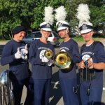 Marching Saints Awarded Along Summer Parade Tour