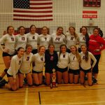 Varsity takes third @ Centennial Tournament