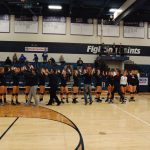 Varsity defeats Big Lake in straight sets