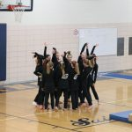 Saints Gymnastics Keeps up the Momentum with a Win Against the Wildcats