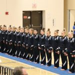 Girls Varsity Gymnastics Fall to the Bluejackets in Season Opener
