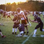 9th Grade FB vs Alexandria 10.8.20 (Win 8-6)