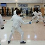 Centennial Fencers Shine in Season Opener