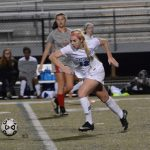 Girls Soccer Win First Region Game of 2015