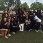TRACK Wins Region Title