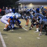 Centennial High School Varsity Football falls to South Forsyth High School 6-21