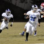 Knights Whip the Wildcats 63-28