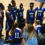 Girls Varsity Basketball beat Mount Vernon 79-25