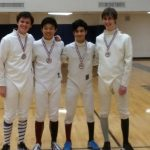 CHS Fencing Displays Depth at North Springs Tournament