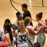 Centennial High School Girls Varsity Basketball beat Dunwoody High School 60-52