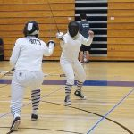Fritts Medals in Fencing Championships