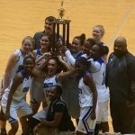 Centennial High School Girls Varsity Basketball win Westminster Holiday Classic