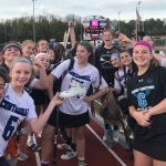 Lady Knights Lax off to a 3-0 Start!