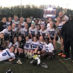 Lady Knights Lax Clinch Area Championship!