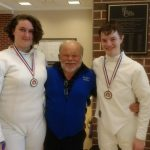 Centennial Fencing Brings Home Medals, Number One State Ranking