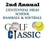 2nd Annual Centennial Golf Classic Baseball / Softball