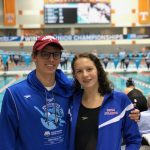 Knights Swim at Jr Nationals and Sr State!