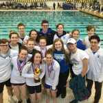 Centennial Swim & Dive Surpasses High Expectations at GHSA 6A-7AState Championships