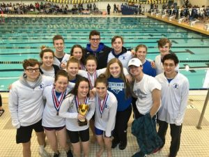 2018 Centennial Swim & Dive at State