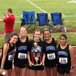XC Finish First at Mercy Invitational