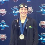 Knights Swimmers Excel In / Out of the Pool and Around the Country