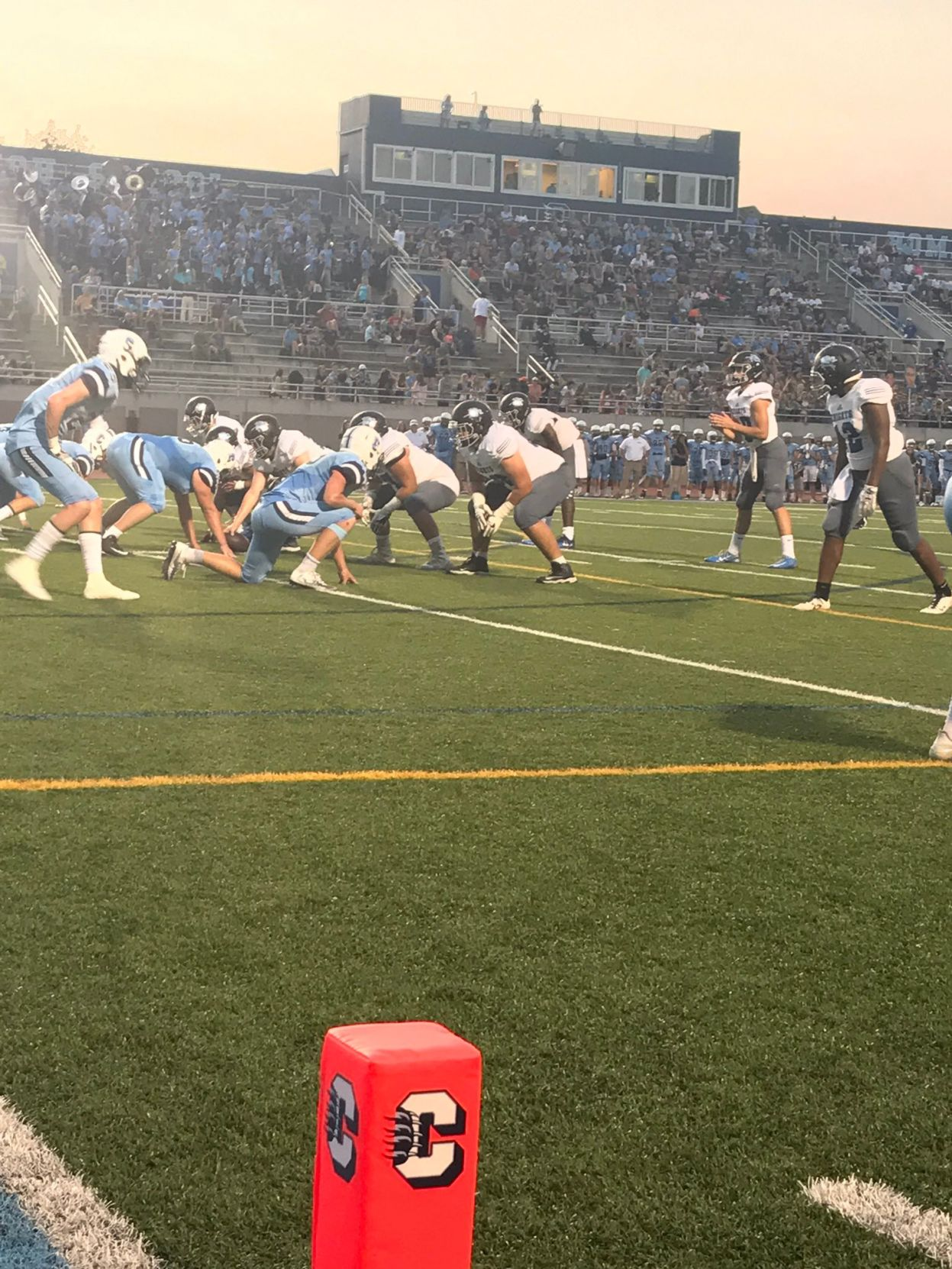 Rivalry Renewed as Knights Face Roswell