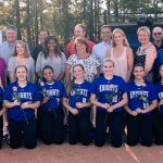 CHS Softball Senior Night 2018