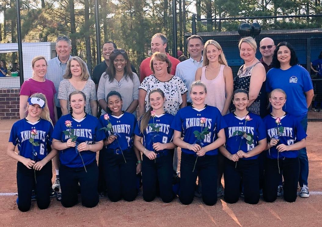 Pitching By Melanie Shuts Out North Atlanta, Centennial Takes The Win at the Senior Game