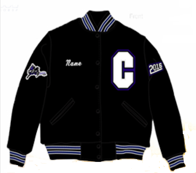 Letter Jackets for Sale on Tuesday 10/9