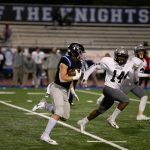 Knights Begin Playoffs Against Allatoona