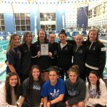 Swim and Divers Compete at McCallie Invitational