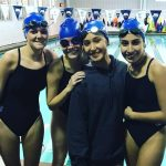 Swimmers overcome Roswell on Senior Knight