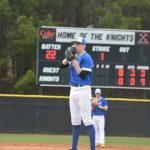 Knights Varsity Shuts Out Alpharetta With Camren On The Mound
