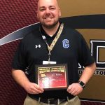 Burch Wins AD of the Year