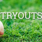 2020 Baseball Team Tryouts
