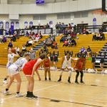 Girls B-Ball Game Vs. Dunwoody