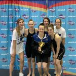 Swim and Dive Keeps Streaks Alive at State: Girls 3rd, Boys 6th